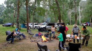 Campsite-Day-2-near-Mitta-R.-Party-time